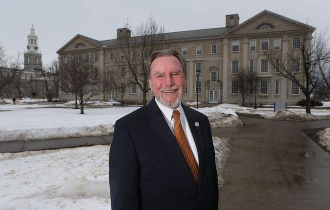 Robert Shibley has spearheaded planning efforts in Buffalo for 30 years. (Buffalo News file photo)