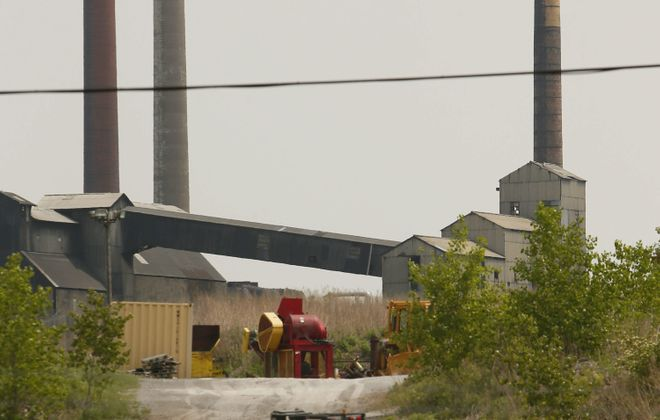 Tonawanda Coke is paying the price for dumping toxic pollutants into the environment. (Derek Gee/Buffalo News)