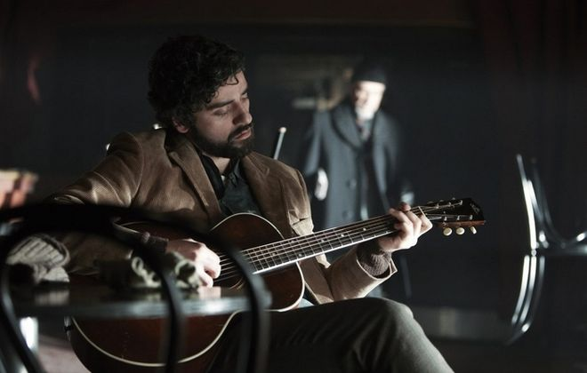 "Oscar Isaac, left, and F. Murray Abraham in Joel and Ethan Coen's ""Inside Llewyn Davis."""