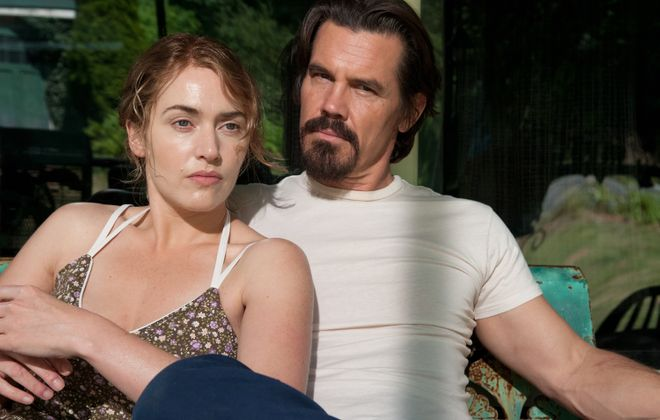 "Kate Winslet and Josh Brolin star in ""Labor Day."""