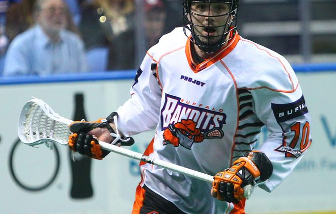 Aaron Wilson finally returned to the Bandits' lineup after missing seven games due to health ailments.