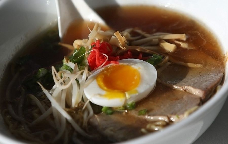 The ramen at Sato is an art form in itself and big enough for a meal. It will now be available in the former Kung Food space in University Heights. (Robert Kirkham/Buffalo News file photo)
