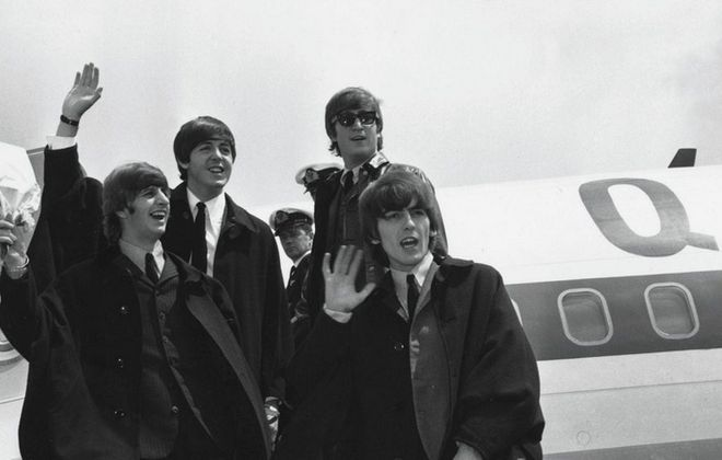 The Beatles' film, 'A Hard Day's Night,' has been remastered and restored. (Getty Images)