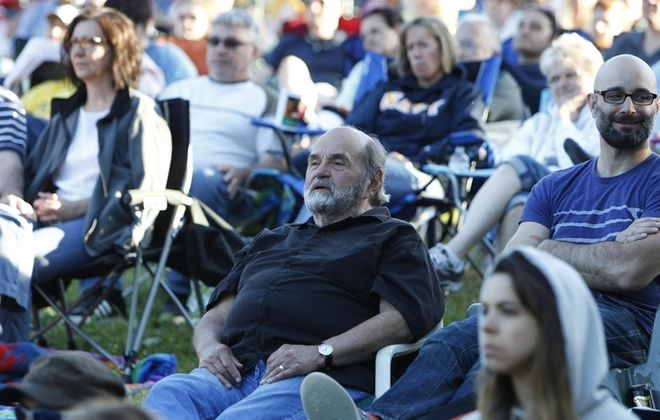 Saul Elkin has been offering Shakespeare as a summer ritual in the park since 1976.
