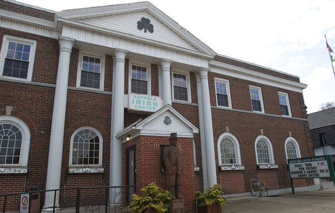 The Buffalo Irish Center. (Sharon Cantillon/News file photo)
