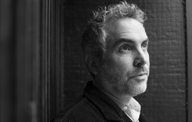 """Filmmaker Alfonso Cuaron, who directed """"Gravity"""" in 2013, also led the way for """"Harry Potter and the Prisoner of Azkaban."""" (Fred R. Conrad/The New York Times)"""