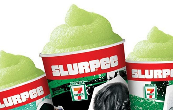 It's July 11, which means it's free Slurpee day at 7-Eleven