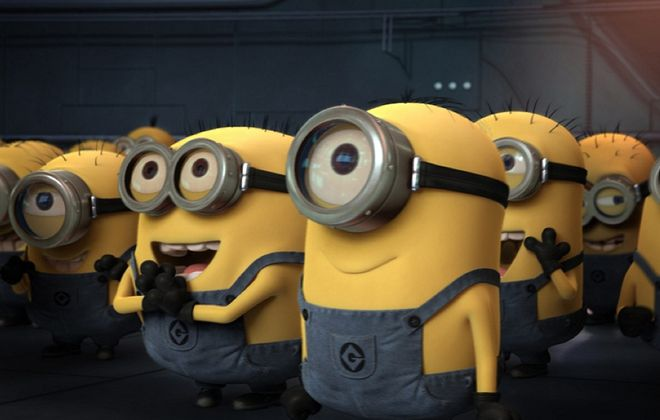 """Grab the family and head to Chestnut Ridge Park to watch a free showing of """"Despicable Me."""""""