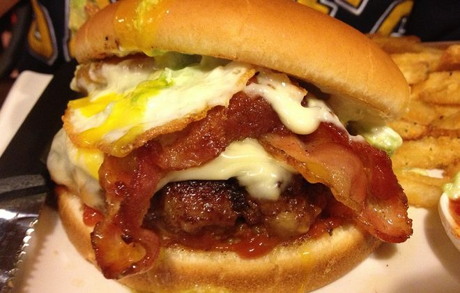 9 great burgers in WNY