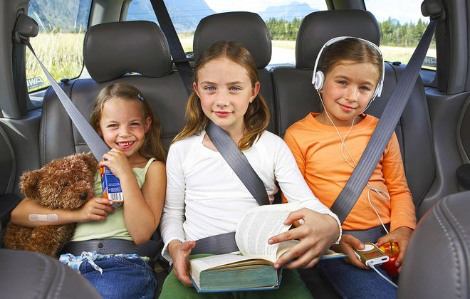 8 tips for family road-trip success