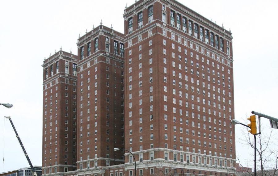 Statler Towers (Buffalo News file photo)