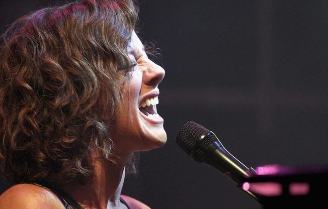 Sarah McLachlan moves on to round 2 in Gusto's Summer Madness contest. (Getty Images)