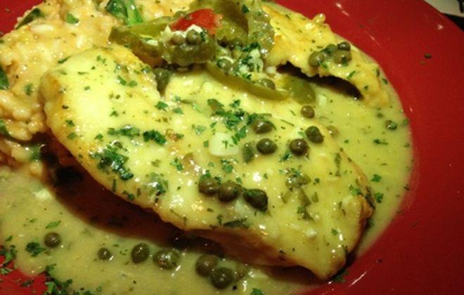 Can't-miss dishes: Chicken piccata at La Tavola - Gusto