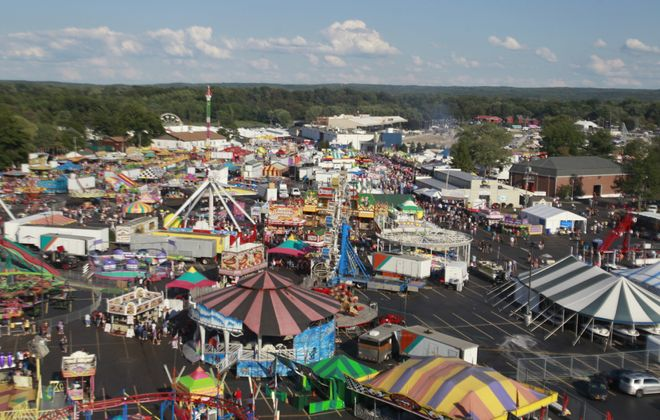 The Erie County Fair was named the winner of Gusto's Summer Madness contest. (John Hickey/Buffalo News file photo)