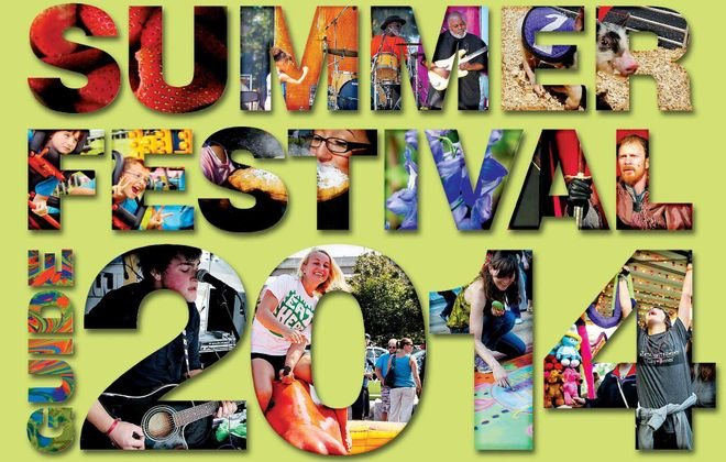 Gusto's 2014 Summer Festival Guide