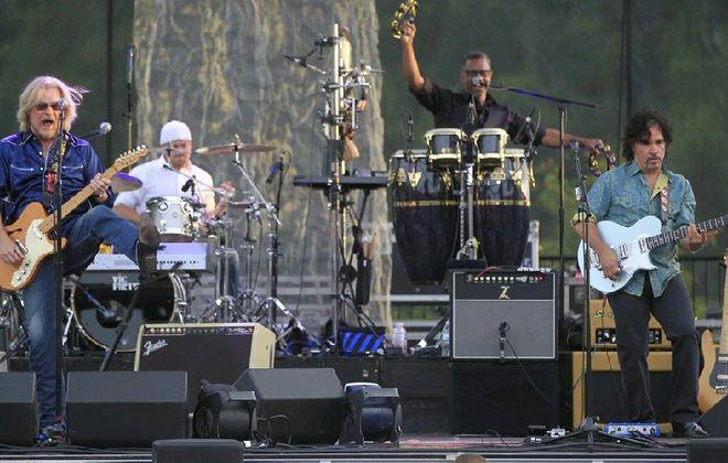 Hall and Oates rocked Artpark Tuesday night. (Harry Scull/Buffalo News)