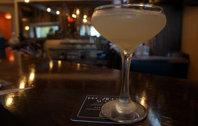Cocktail review: Providence Social's Lock-tale