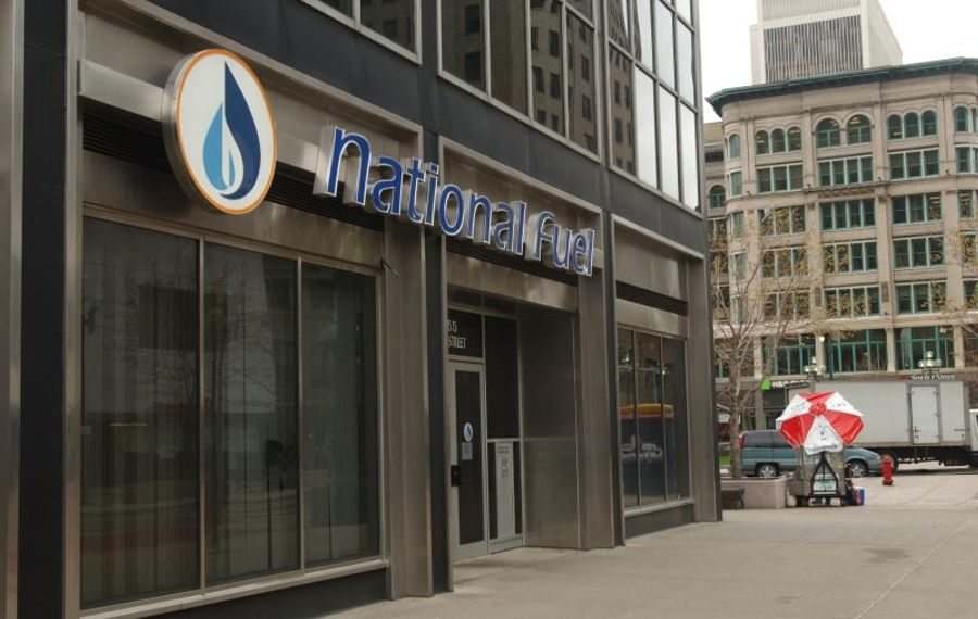 National Fuel Gas chairman and former CEO David Smith topped the list for executive pay at Western New York's publicly traded companies in 2013. (Buffalo News file photo)
