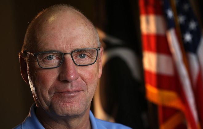 Vietnam veteran Timothy Doble is a Peer Support Volunteer at Minneapolis VA Medical Center who helps veterans deal with the moral pressures of their combat experiences.