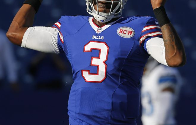Bills fans have not been happy with the play of quarterback EJ Manuel in the preseason.