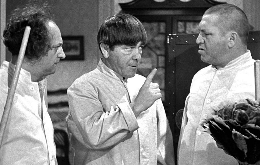 The Three Stooges Film Festival returns to the Riviera Theatre.