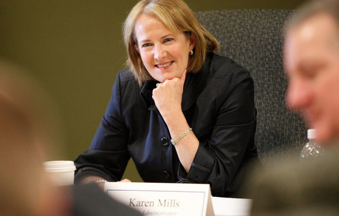 SBA boss likes local firm, Evans Bank growing, and entrepreneurs win...