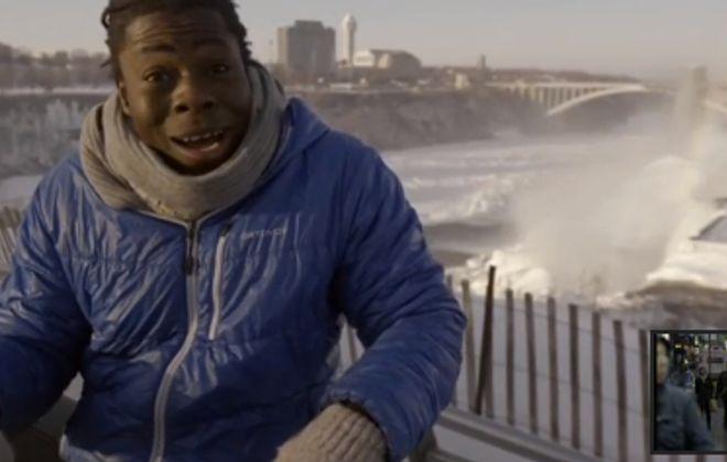 Video: BBC's 'The Travel Show' airs segment on Niagara Falls