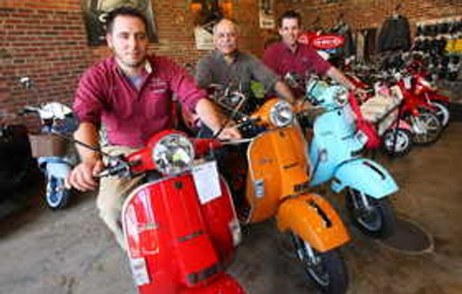 Buffalo Business: Selling scooters. Teaching teens.