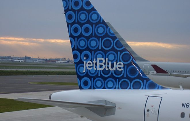 Unlimited Flights on Jetblue for $599