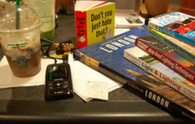 Free Wi-Fi at Barnes & Noble