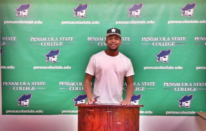 Middle Early College's Keir Anderson to Pensacola State JC