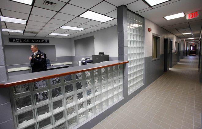Hertel Avenue police station reopens after mold cleanup and renovation