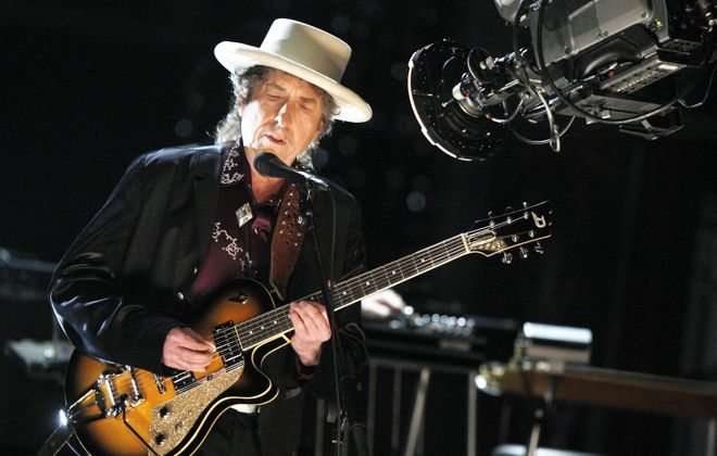 Bob Dylan playing Rochester in November