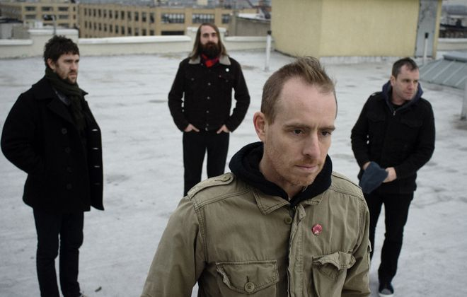 Ted Leo to play Mohawk Place tonight
