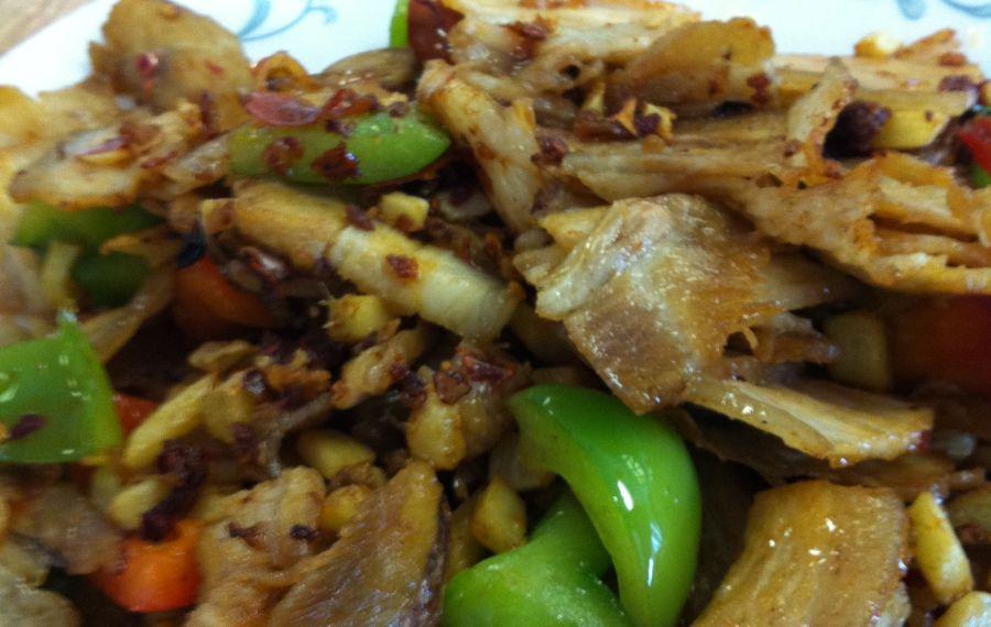 Authentic Chinese at Tonawanda's Peking Quick One