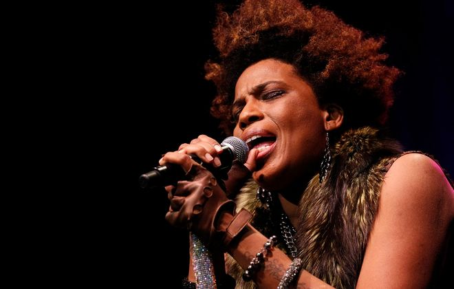 R&B singer Macy Gray performed in concert at the Bear's Den in Seneca Niagara Casino on Friday. See a photo gallery at BuffaloNews.com. (Sharon Cantillon/Buffalo News)