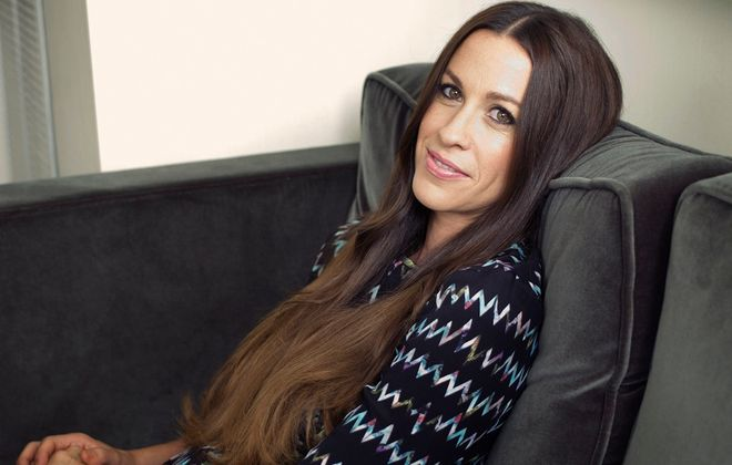 Alanis Morissette's evolution as an artist has removed some of the anger and rebellion that accompanied her breakout. (Associated Press)