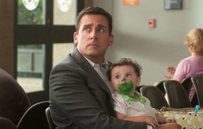 "Steve Carell stars in ""Alexander and the Terrible, Horrible, No Good, Very Bad Day."""