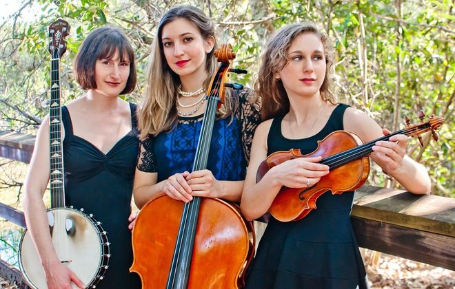 Harpeth Rising plays the Village Meeting House in Williamsville on Saturday, October 4th.