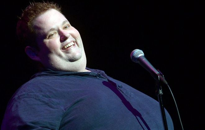 Ralphie May will feature in Bear's Den comedy series. (Getty Images)