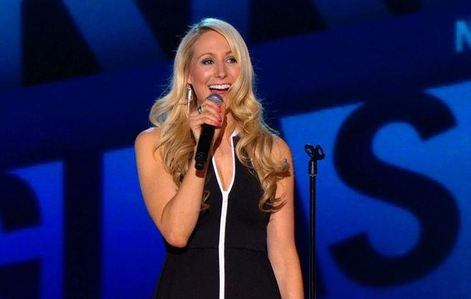 Nikki Glaser performs her stand-up routine at 9 p.m. Thursday in the Seneca Niagara Casino Bear's Den. (Comedy Central)