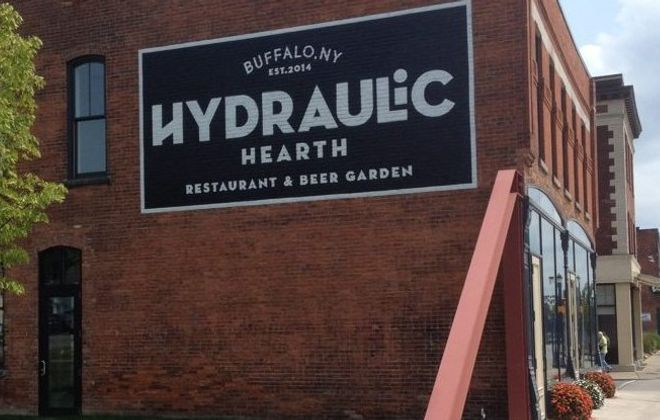 The Hydraulic Hearth in Larkinville will focus on small plates, pizzas and quality beer.