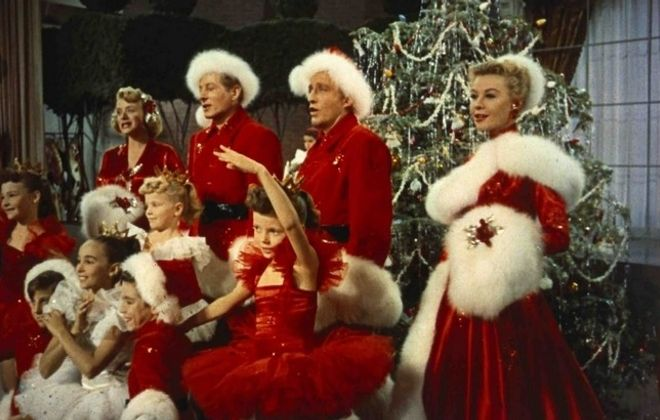 """White Christmas"" will screen at the Historic Palace Theatre in Lockport."