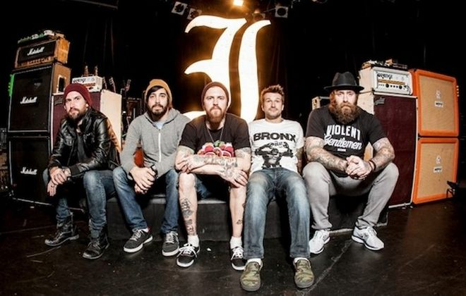 Every Time I Die returns home with concerts Dec. 19 and 20 in Waiting Room.