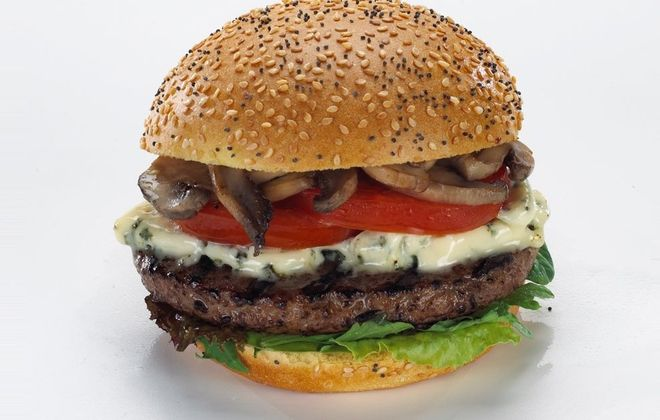 Hero Certified Burgers, coming to the former Zetti's Pizza on Elmwood in February, are made from 100 percent Heritage Angus Beef.