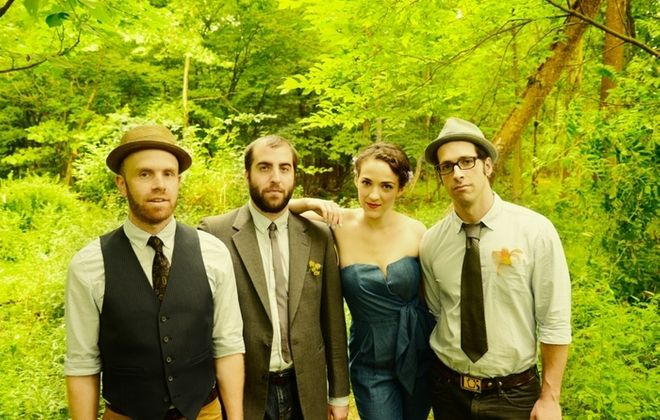 The Becca Stevens Band performs Saturday in the University at Buffalo's Center for the Arts.
