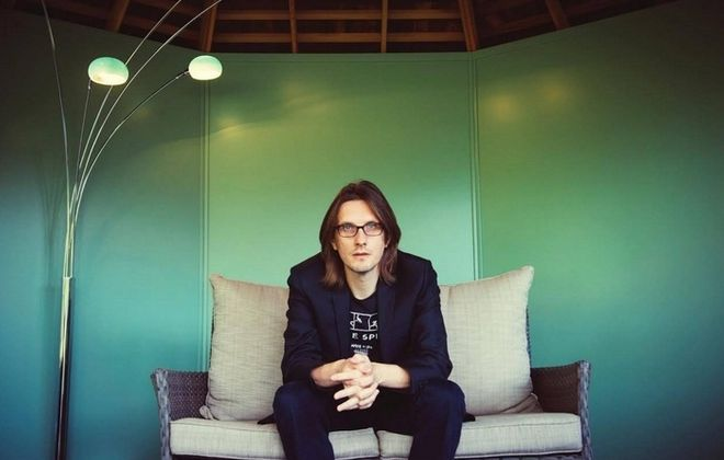 "Steven Wilson released ""Hand.Cannot.Erase"" on Tuesday."