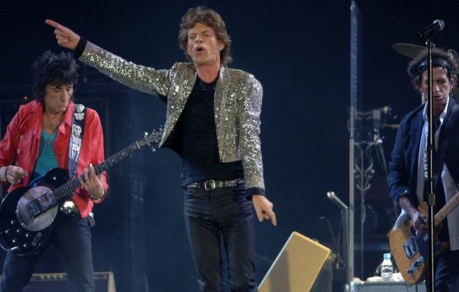 "Outside of ""Sticky Fingers"" tracks, what should The Stones play when they come to Western New York? (Harry Scull Jr./Buffalo News file photo)"