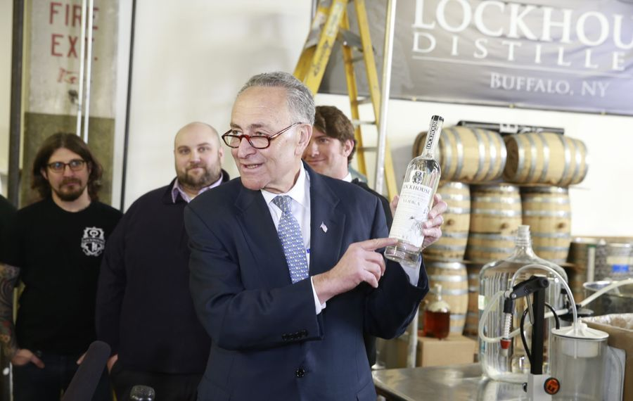 Schumer's renown doesn't distance him from his roots