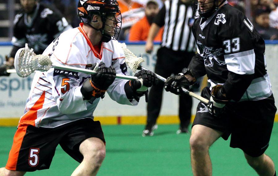 Joe Resetarits is heading down the Thruway to the Rochester Knighthawks.